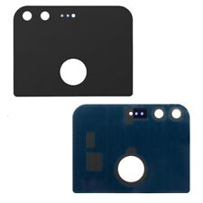 Black Rear Glass Panel with Adhesive Replacement Part For Google Pixel G-2PW4200