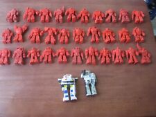 TRANSFORMERS AUTOBOT DECOYS LOT...ALL 31 + 2 EXTRAS