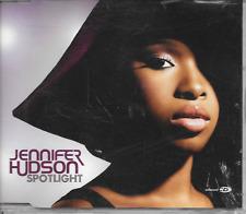JENNIFER HUDSON - Spotlight CDM 4TR Enh Pop House 2008 (AUSTRALIA RELEASE) RARE