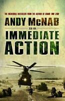 Immediate Action by Andy McNab   Paperback Book   9780552153584   NEW
