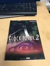 CLOCK TOWER 2 Game Guide Japan Book Play Station 2 Import Japanese AP6363*