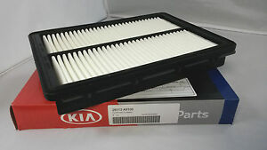 2014-2020 Kia Sorento Engine Air Filter 28113-A9100 OEM Factory Part