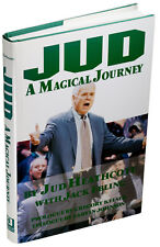 Jud Heathcote ⚫ Jud: A Magical Journey ⚫ (HC) (Like New) Michigan State Spartans