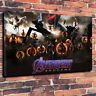 "Avengers Printed Canvas Picture A1.30""x20""30mm Deep Wall Art"
