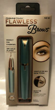 Finishing Touch Flawless Brows 18K Gold Plated Dermatologist Approved NEW
