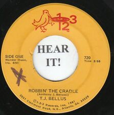 T.J. Bellus 70s ROCK 45 (123 720) Robbin' the Cradle/Whose Fool Will I be the