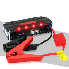 68800mAh Vehicle Car Jump Starter Booster 4USB Battery Power Bank Charger 12V CN