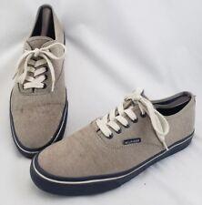 TOMMY HILFIGER Men's Pal Shoes Style TMPAL Tan/Blue Size 11.5/ 11 1/2