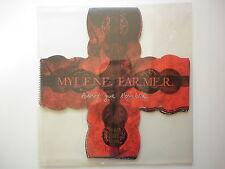 Mylene Farmer programme concert officiel Avant Que L'Ombre Paris Bercy 2006
