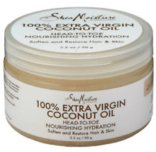 Shea Moisture 100% Extra Virgin Coconut Oil 90g