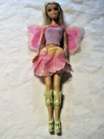 Barbie Fairytopia Elina Light Up Butterfly Fairy Doll