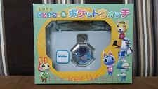 Animal Crossing Pocket Watch Winter Japanese Anime Game Free Shipping