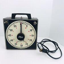Gra Lab Universal Timer Model 165-S Dimco Gray Buzzer