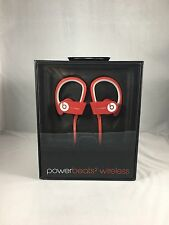 Beats by Dr. Dre Powerbeats2 Wireless bluetooth Headphones - Red HTC iPhone