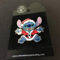 Santa Stitch Disney Pin 17988