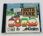 South Park Official Pc Computer Game Acclaim 1999 Cd-rom 95/98