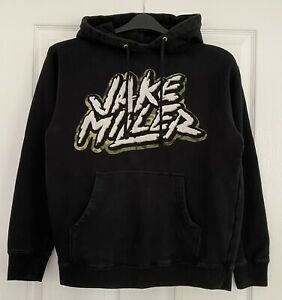 "Ladies / Men's JAKE MILLER Hoodie Size 12 36"" Chest Merch Music Rapper USA"