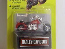 Matchbox HARLEY DAVIDSON Red CHOPPER