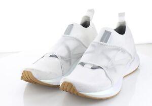 X15  $150 Men's Sz 8 US Brooks Levitate 4 Training Sock Sneaker - White