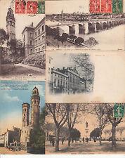 Lot 59 cartes postales anciennes de 1900 à 1940 MACON