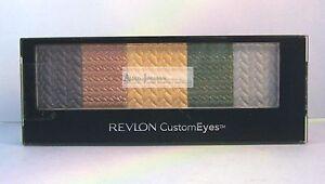 Revlon CustomEyes Powder Eye Shadow Palette with Eye Liner -  Sealed NIB