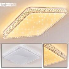 LED Decken Lampen edle Wohn Schlaf Zimmer Leuchten Flur Dielen Beleuchtung weiß
