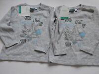 Baby Shirts Langarm 2er Set Winnie Puuh Pooh Gr. 80/86 Disney