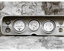 64 65 Chevelle Billet Aluminum Gauge Panel Dash Insert