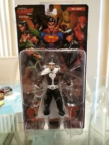 DR. LIGHT Justice League Identity Crisis Series 1 DC Direct Action Figure