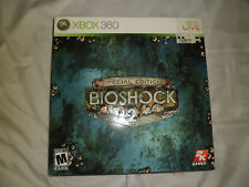 BioShock 2 Special Edition Xbox 360 new sealed Free ship