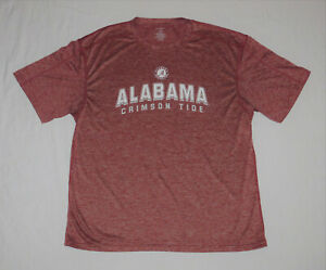 Alabama Crimson Tide NCAA Pro Edge Climate Control Dry Wick Shirt Men's 2XL NEW