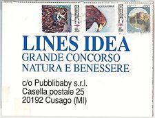 Postal History Italian Stamps
