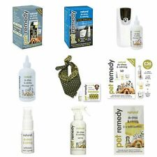 Pet Remedy Natural De Stress and calming Cats Dogs Horses Birds Rodents