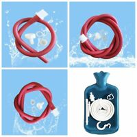 Household Soft Silicone Anal Cleaner Enema Tubing Vaginal Cleaning Kit Hot