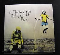Rosie Thomas - All The Way From Michigan Not Mars LP Mint- FTF-006 Vinyl Record