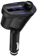 SainSonic Car MP3 Player (Blue)