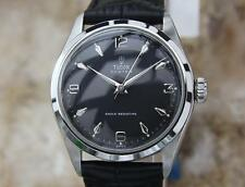 Rolex Tudor Oyster 7934 1958 260554 Rare Men's 33mm Stainless Steel Watch LV61