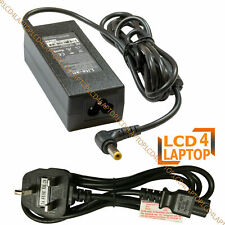 For Toshiba NB550D-109 NB550D-10C 45W Netbook AC Adapter Battery Charger PSU