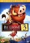 IL RE LEONE 3 - HAKUNA MATATA DVD ANIMAZIONE