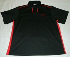 Pizza Hut Employee Large shirt black red polyester