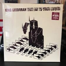 King Geedorah - Take Me To Your Leader Vinyl Record - Red Variant MF Doom