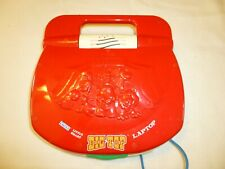 Vintage RARE VTech Little Smart Big Top Laptop with Mouse Tested & Works Great!.
