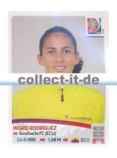 Panini Frauen WM World Cup 2015  - Sticker 238 - Ingrid Rodriguez