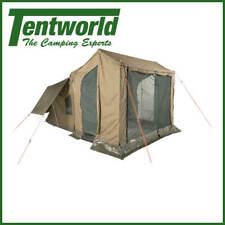 Oztent Rv3 Plus Front Panel Camping Shelter