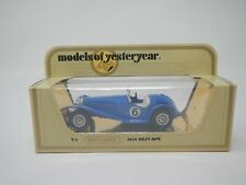 Matchbox Models of Yesteryear 1934 Riley MPH Y-3