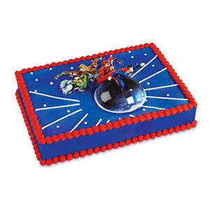 Superman Flying Cake Decorating Kit