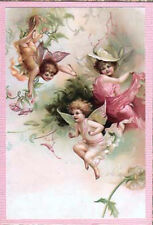 VinTaGe IMaGe VicToRiaN CheRubs PosTcarDs ShAbBy WaTerSLiDe DeCaLs