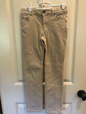 Cherokee Girls Tan Corduroy Pants Size 10
