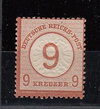 Deutsches Reich 30 Falz