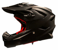 Nikko N42 Downhill Mountain Bike Bicycle BMX Full Face Helmet DH MTB